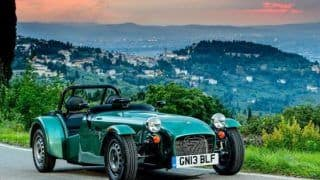 Suzuki-powered Caterham Seven 160 offers old school thrills