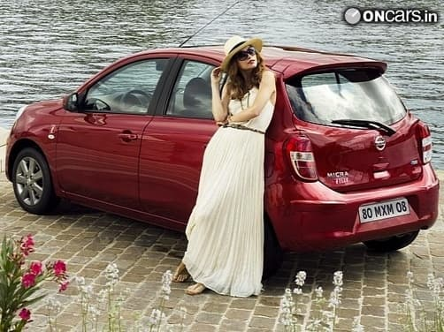Nissan Micra Elle Special Edition Unveiled In Uk News Cars News