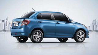 2012 Maruti Suzuki Swift DZire variant-wise comparison