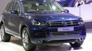 2013 Volkswagen Touareg launched in India at Rs 58.5 lakh