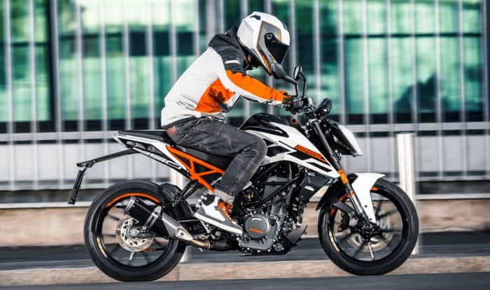 2017 KTM Duke 250 Everything You Need To Know: Duke 250 Exhaust At Woreks.co