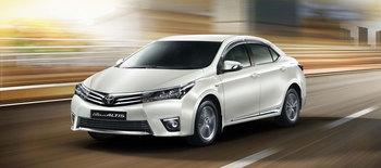 Price of Toyota Corolla Altis 2014 in India: Variant wise Price of New Toyota Corolla Altis