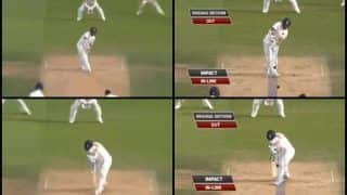 India vs England 5th Test Kennington Oval: How James Anderson Got Rid of Shikhar Dhawan, Cheteshwar Pujara in Same Over to Equal Glenn McGrath's 563 Wickets -- WATCH