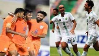 SAFF 2018: India vs Pakistan Semi-Finals -- After Faheem Ahmed's Message, Pakistan Captain Saddam Hussain Confident of Beating Subhashish Bose-Led India -- WATCH