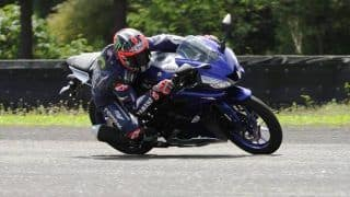 Yamaha R15 V3 video reveals top speed and other details