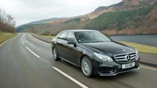 Mercedes Benz to launch the locally assembled E-Class tomorrow