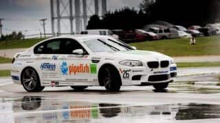 Video: Watch BMW's driving instructor set a world record for world's longest drift!