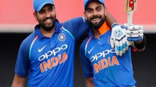 Asia Cup 2018 Super Four Match 5, India vs Afghanistan: Rohit Sharma Beats Virat Kohli With This Record, Indian Captain Has More Centuries in ODIs Than Regular Captain Since 2015