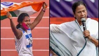 Indian Asian Games Team Coach Bahadur Singh Slams Bengal CM Mamata Banerjee For Offering Only Rs 10 Lakh to Heptathlon Champion