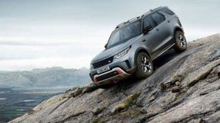 2017 Frankfurt Motor Show: New Land Rover Discovery SVX 2018 officially revealed at Frankfurt IAA