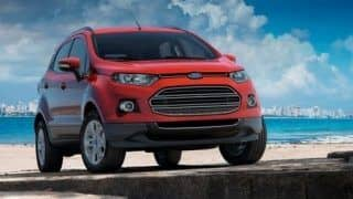 Ford EcoSport to be localized by as much as 80 per cent