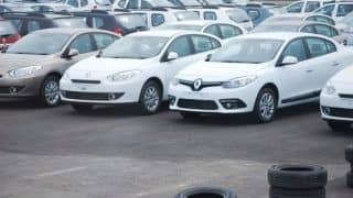 Scoop: Next generation Renault Fluence spotted in India