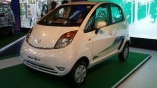 Tata Nano eMax (CNG) unveiled; promises fuel economy of 36 km/kg
