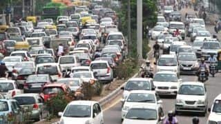 1 Out of 7 Delhiites Owns a Car, while 1 Out of 3 a Bike