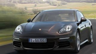 2014 Porsche Panamera launched in India with prices starting at Rs 1.19-crore