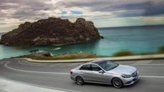 2013 Mercedes Benz E-Class gets 9-speed automatic gearbox