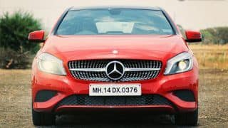 Mercedes Benz A-class gets over 400 confirmed bookings!