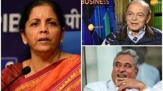 माल्या-जेटली 'मुलाकात' पर निर्मला सीतारमण का बयान, कांग्रेस अपनी गलतियां छुपाने वित्तमंत्री पर आरोप लगा रही है