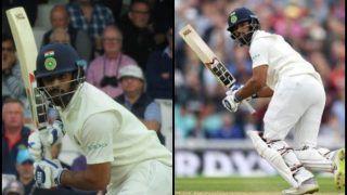 India vs England 5th Test Day 3 Kenington Oval: Hanuma Vihari Joins Virender Sehwag, Rohit Sharma, Pips Staurt Binny to Record Highest Runs at No 6 in Debut