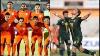 SAFF Cup 2018: India vs Pakistan Semi-Finals Preview -- Can Subhasish Bose-Led Side Take India to Finals?