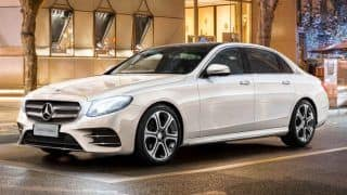 Mercedes-Benz E-Class to launch in India today; expected price INR 70 lakh