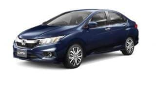Honda City 2017 facelift: Price in India, mileage, variants, features & images