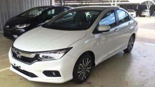 Honda City 2017 facelift launching today in India at expected price of INR 8.49 lakh