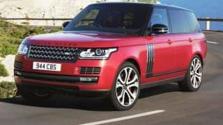 Watch how the Land Rover Range Rover has evolved over 48 years