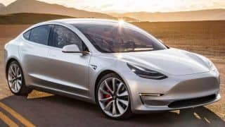 Tesla's First Car in India? Company Likely to Launch Model 3 by June 2021