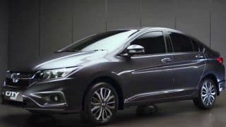 Honda City 2017 gets 14000 bookings since launch; Top-end ZX variant in demand