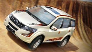 Mahindra XUV500 Sportz Limited Edition launched; price in India at INR 16.50 lakh