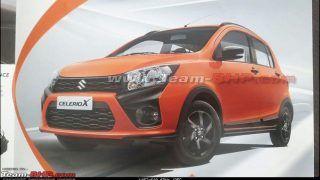 Maruti Suzuki Celerio X Brochure Leaked; India Launch, Price in India, Bookings, Features, Specs, Images
