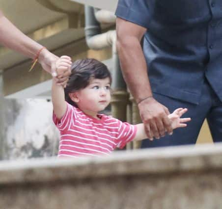 Taimur Ali Khan Birthday: Most Adorable Moments of Baby Nawab That Prove he's Worth All That National Obsesssion, Check Posts