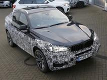 Scoop: 2015 BMW X6 caught testing at Nurburgring