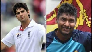 India vs England 5th Test Kennington Oval: How Alastair Cook Can Replace Kumar Sangakkara And Join Sachin Tendulkar, Rahul Dravid in Top-Five Highest Run-Scorers List