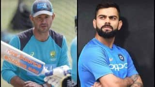 Ricky Ponting's Advise For Virat Kohli: Captaincy is About 60 Per Cent Off Field Homework