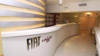 Valentine's week special offer at Fiat Caffe