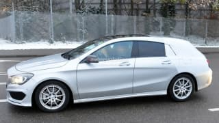 Scoop: Clear pictures of the upcoming Mercedes Benz CLA Shooting Brake emerge