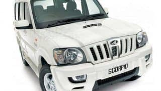 2014 Mahindra Scorpio Facelift Bookings to Open Today: Price in India Expected between INR 8 to 13 lakhs for Mahindra SUV