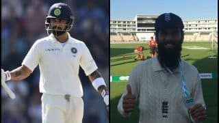 India vs England 4th Test Southampton: Moeen Ali Joins Virat Kohli to Record by Bagging Most Man of The Match Awards in Last Three Years