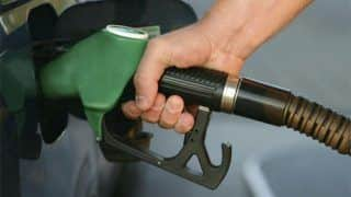 Petrol price hiked by Rs 2.35 per litre; Diesel by 50 paise