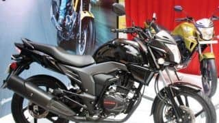 Honda Motorcycle India reports 9% increase in sales for April 2015