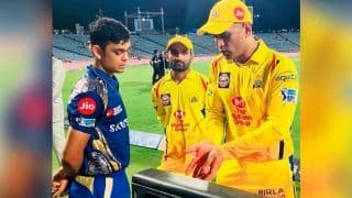 Duleep Trophy 2018 Final: When India Red's Ishan Kishan Almost Did an MS Dhoni Against India Blue -- WATCH