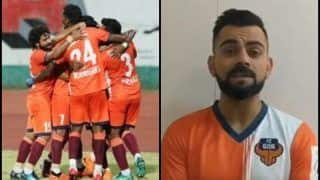 Indian Super League 2018-19 Season 5: India Captain Virat Kohli Gives Special Message For FC Goa Ahead of Asia Cup Finals -- WATCH