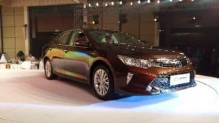 Toyota India currently riding on profit of INR 529 Crore: Shows no plans to buy-out Kirloskar Motors