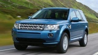 Land Rover Freelander 2 S Business Edition launched at Rs 37.63 lakh