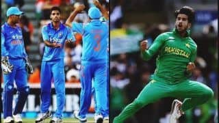 Asia Cup 2018: Pakistan vs India -- Jasprit Bumrah, Bhuvneshwar Kumar, Kuldeep Yadav, Yuzvendra Chahal And Mohammed Amir, Hasan Ali, Shaheen Afridi, Who Has Better Attack?
