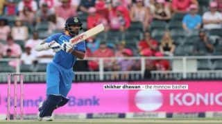 Asia Cup 2018: India vs Hong Kong 4th ODI -- Shikhar Dhawan Slams 26th ODI Half Century After Rohit Sharma Departs Early, Still Gets Trolled