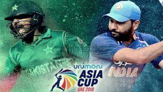 Asia Cup 2018: Can Rohit Sharma-Led India Break September Jinx Against Sarfraz Ahmed-Led Pakistan?