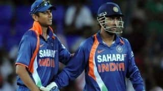 India vs Pakistan, Asia Cup 2018 Super Four: MS Dhoni Pips Rahul Dravid to Become Second Most Capped ODI Player to Represent India, Sachin Tendulkar at No 1